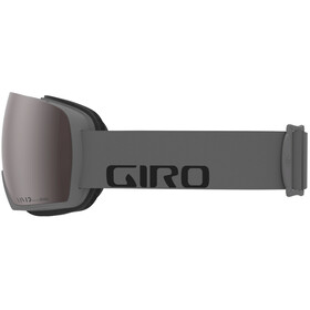 Giro Article Masque Homme, grey/vivid onyx/vivid infrared
